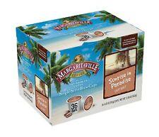 Margaritaville Sunrise in Paradise Coffee, Single Serve Brew Cups, 36 Count