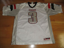 "Reebok Allen Iverson No. 3 ""The Answer"" Philadelphia 76ers (Lg) Football Jersey"