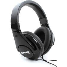 SHURE SRH240A cuffie headphones circumaurali X DJ studio mp3 ecc.GARANZIA ITALIA