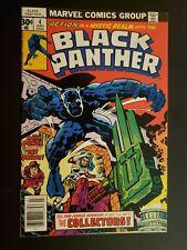 BLACK PANTHER #4 1977 VF+/NM-