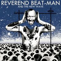 REVEREND BEAT-MAN AND THE NEW WAVE - BLUES TRASH   CD NEU