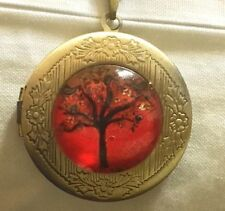 Tree of Life Bronze Fashion Necklaces & Pendants