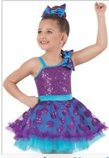 Weismann Girls Dance Costume Size XSmall Style#8600 NWT