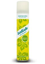 Batiste Dry Shampoo Tropical Clean and Fresh Hair Coconut Aroma 200ml