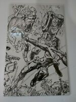 Civil War 2 (2016 Marvel) #3B Black And White Variant Bagged and Boarded