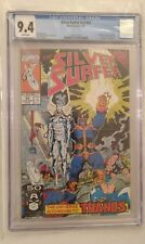 Silver Surfer #55 (CGC 9.4)