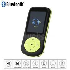 "8G Bluetooth 1.8"" Tft Mp3 Mp4 Media Player Fm Radio Audio Lossless Recorder G0K4"