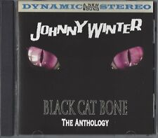 Johnny Winter/Black Cat Bone-The Anthology * NEW CD * NUOVO *