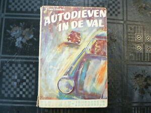 COVER CAR PORSCHE ?: AUTODIEVEN IN DE VAL DOOR J VAN LONDEN KLUITMAN