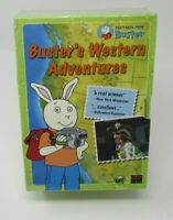 POSTCARDS FROM BUSTER: BUSTER'S WESTERN ADVENTURES 6-DISC ANIMATED DVD BOX SET