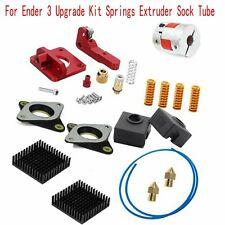 For Creality Ender 3 Upgrade Part Kit Sock Tube Stepper Dampers Springs Extruder
