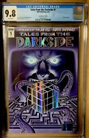 Tales from the Darkside #1 CGC 9.8 Rodriguez Convention Foil VARIANT Cover 2016