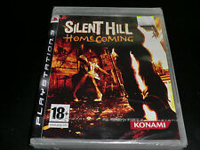 SILENT HILL HOMECOMING SONY PS3 PLAYSTATION 3  NEW SEALED home coming