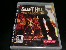 Silent Hill regreso a casa Sony PS3 Playstation 3 Nuevo Sellado Home Coming