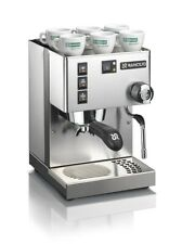 Rancilio Silvia V6 2020 Espresso Coffee Machine Cappuccino Maker Chrome 220v