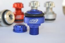 "DGI Racing V2 1"" extenders for losi dbxl BLUE color"