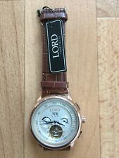 Lord Timepieces Euston Men's Watch
