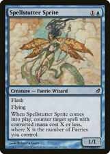 MTG X4: Spellstutter Sprite, Lorwyn, C, Light Play - FREE US SHIPPING!