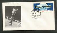 APOLLO SOYUZ  RENDEZVOUS AND DOCKING LINK UP JUL 17,1975 HOU  ***