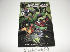 Wildcats Aliens #1 Comic Image Dark Horse 1998 End Of Stormwatch 2 Ellis Nowlan
