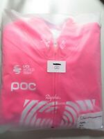 NEW 2020 RAPHA EF Pro Cycling Team Long Sleeve Heavyweight Jersey Small S Jacket