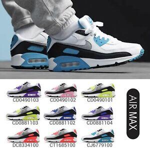 Nike Air Max 90 OG Men Women Classic Shoes 2020 Retro Sneakers NSW Pick 1