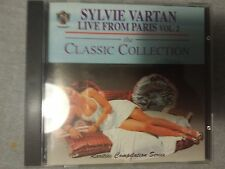VARTAN SYLVIE - LIVE FROM PARTIS VOL. 2 THE CLASSIC COLLECTION. CD