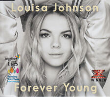Louisa Johnson – Forever Young - CD Single (2015) - NEW