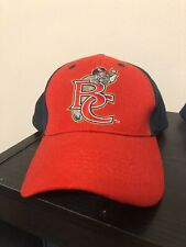 Brevard County Manatees Minor League Baseball Hat Red And Blue