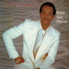 Gene Van Buren - What's Your Pleasure Ftg 187   new cd