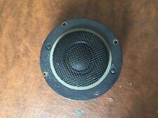 Vintage MCS Speakers 3-Way Bass Reflex 683-8229 midrange