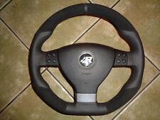 GTI R Line R32 TUNING Lederlenkrad VW Golf 5 Plus Passat EOS Tiguan Caddy -7H-