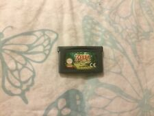 Nintendo Gameboy Advance - LEGEND OF ZELDA MINISH CAP (GBA SP, DS Lite)