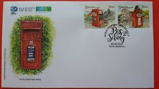 2019 Malaysia World Post Day - First Day Cover