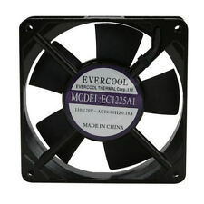 Evercool EC1225A1HBT 120x120x25mm 110V AC Terminal Fan