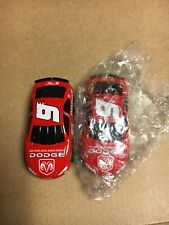 2 Life-Like Ho slot car #9 Dodge Stock Car