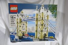 Lego Creator Tower Bridge 10214 NEW Factory SEALED ~ PERFECT Box Retired Set