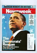 2012 Newsweek Magazine: Barack Obama - The Democrats' Reagan - 2nd Term