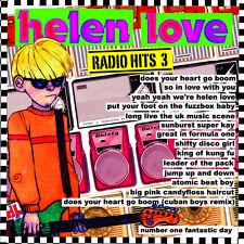 """Helen Love - Radio Hits 3  -   12"""" vinyl LP *NEW* INDIEPOP"""