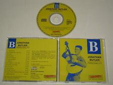 JONATHAN BUTLER/PERSONALITY (ZOUNDS CD 697 100) CD ALBUM