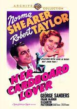 HER CARDBOARD LOVER - (1942 Norma Shearer) Region Free DVD - Sealed