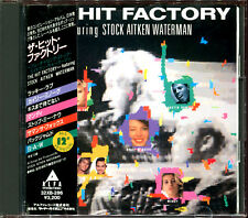 THE HIT FACTORY - PWL VERSIONS LONGUES - JAPAN CD COMPILATION [3061]