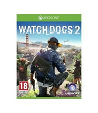 Watch Dogs 2 Xbox One videojuego Físico Ubisoft Xboxone