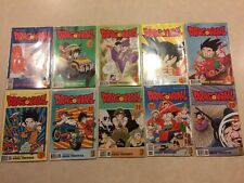 Lot of 24 Dragon Ball Comics: Viz Comics