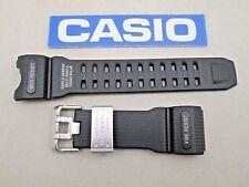 Genuine Casio G-Shock Mudmaster GWG-1000-1A black resin watch band strap