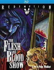 Flesh & Blood Show 0738329126926 Blu-ray Region a