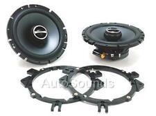 "Alpine Type S SPS-610 240 Watts 6.5"" 2-Way Coaxial Car Audio Speakers 6-1/2"""