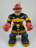 "Rescue Heroes Billy Blazes 6"" Figure 1997 Mattel Fisher-Price"