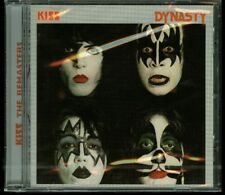 Kiss Dynasty 2014 reissue German logo CD new Mercury 378 646-5