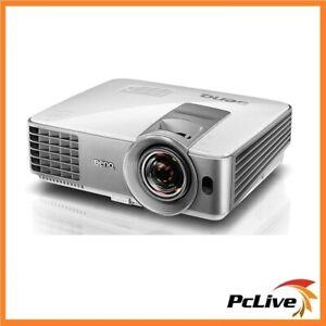 BenQ MW632ST 13000:1 DLP Projector 3200 Lumens 3D HD HDMI Speaker Short Throw